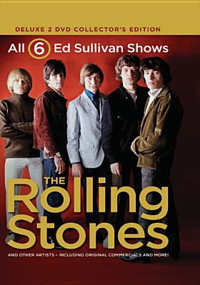 6 ED SULLIVAN SHOWS STARRING THE ROLL BY ROLLING STONES (DVD)